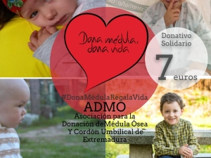 Calendario Solidario ADMO 2016
